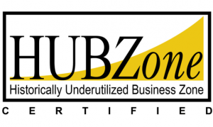 HUBZone government certification