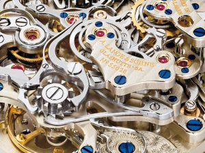 An IoT project is like a watch movement